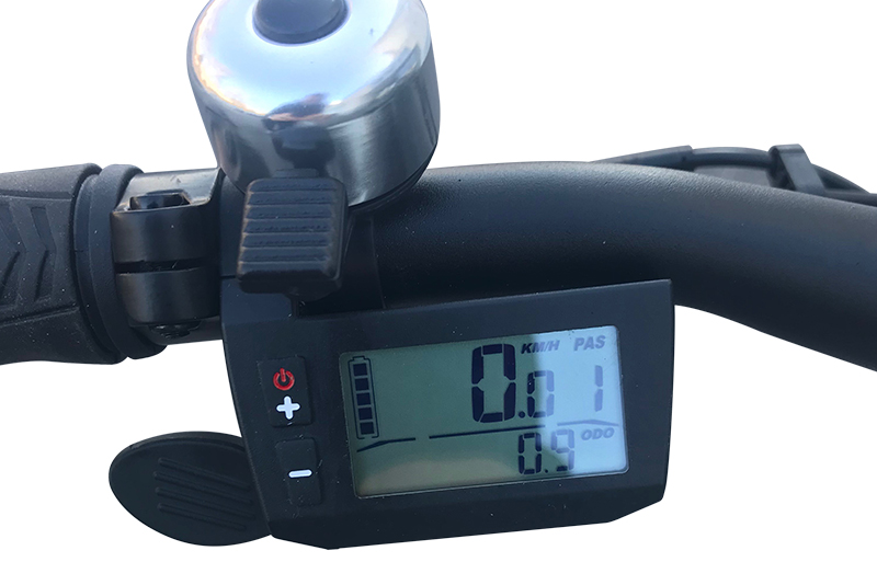Trail Rear - Display LCD