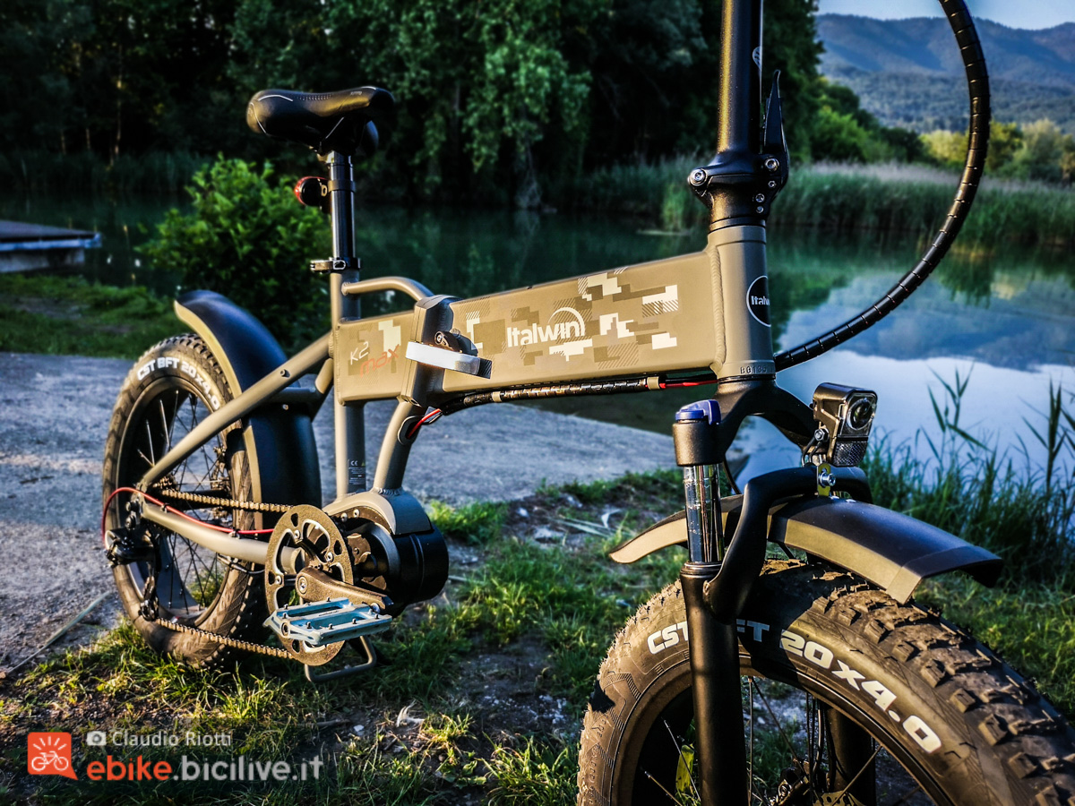k2 max su bicilive.it
